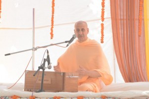 Radhanath Swami speaks on shelter