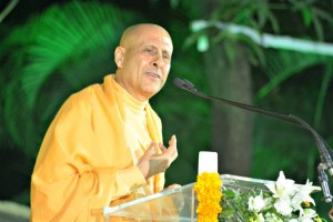 Radhanath Swami describes the proper way of outreach