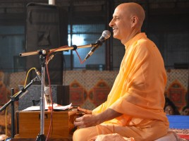 Radhanath Swami on 'Positive Attitude is incomplete without Spirituality'