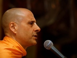Radhanath Swami points out that 'Association is Contagious'