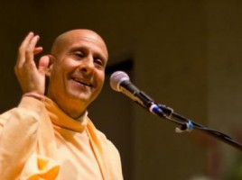 Radhanath Swami narrates 'When hell became heaven for me'